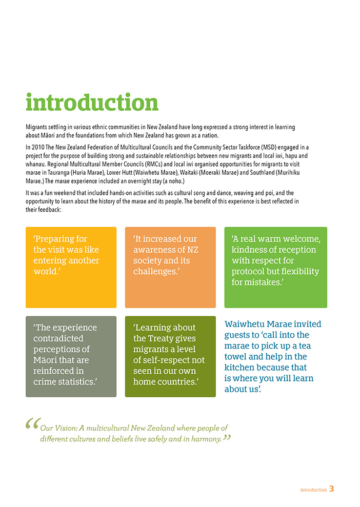 Introduction from Multicultural New Zealand report